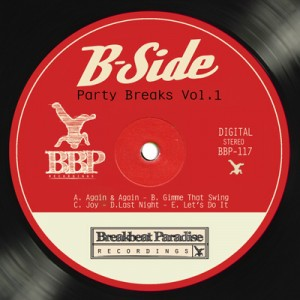 BBP-117: B-Side – Party Breaks Vol. 1