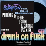 BBP-112: Mr Bristow feat. Ramocon - Drunk On Funk