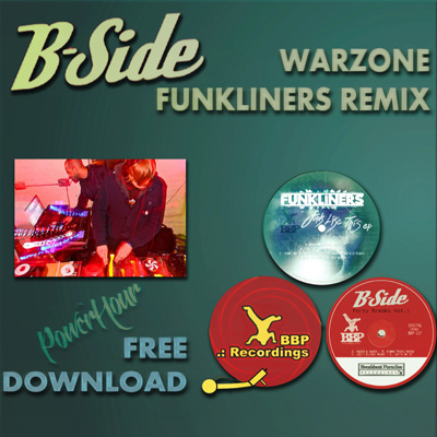 B-Side – Warzone (Free Mini EP) feat. Funkliners Remix