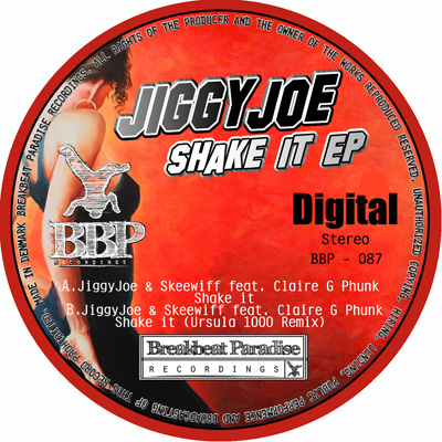JiggyJoe feat. Skeewiff – Shake It EP – Out Now!
