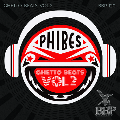 Phibes – Ghetto Beats Vol. 2 – Out now!