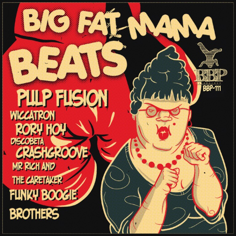 VA – Big Fat Mama Beats – Out now!
