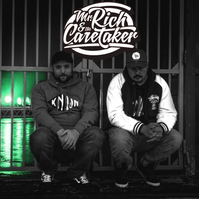 Mr Rich and The Caretaker