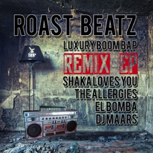BBP-123: Roast Beatz – Luxury Boom Bap – Remix EP