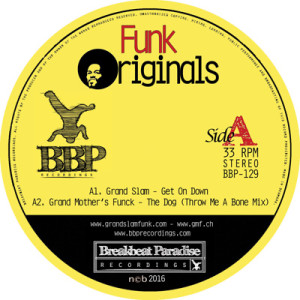 BBP-129: VA – Funk Originals