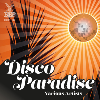 BBP-138 Disco Paradise Artwork 400x400