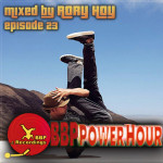 BBP Power Hour Episode #23 - Mixed by Rory Hoy (May 2017)
