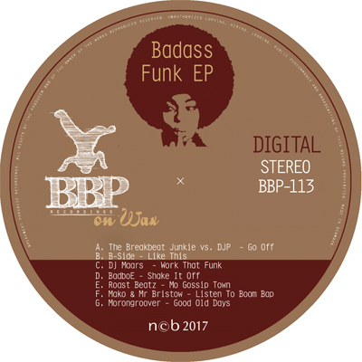 VA – Badass Funk EP – Out on Digital!