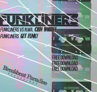 Funkliners – Double Freebee EP – Available now!