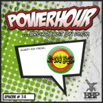 BBP Power Hour Episode #34 – Mixed by Fredy High (Apr 2018)