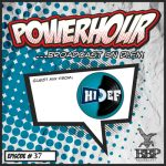 BBP Power Hour Episode #37 – Mixed by Hi-Def (July 2018)