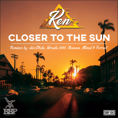 Ken – Closer To The Sun EP – Out now exclusive on Juno Download
