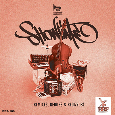 Tom Showtime – Remixes, Redubs & Redizzles – Out now exclusive on Juno Download