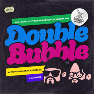 BBP-169: Double Bubble – Ridiculous EP