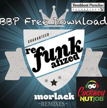 Morlack – Celefunktion (Cockney Nutjob Remix) [Remastered]