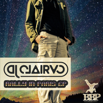 Dj Clairvo – Rally In Paris EP – Out now!