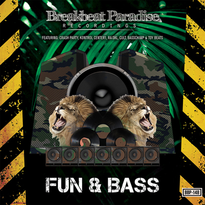 VA – Fun & Bass – Out now exclusive on Juno Download