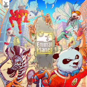 BBP-161: ElectroGorilla – Enimal Planet
